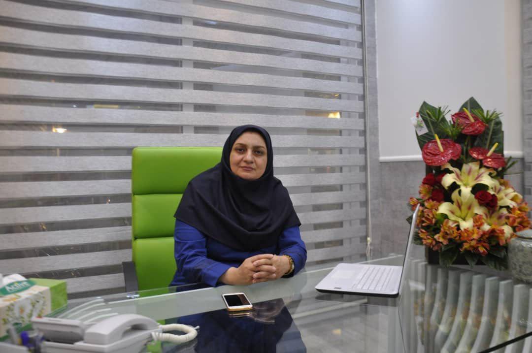 خانم دکتر منصوره بهرامی پور